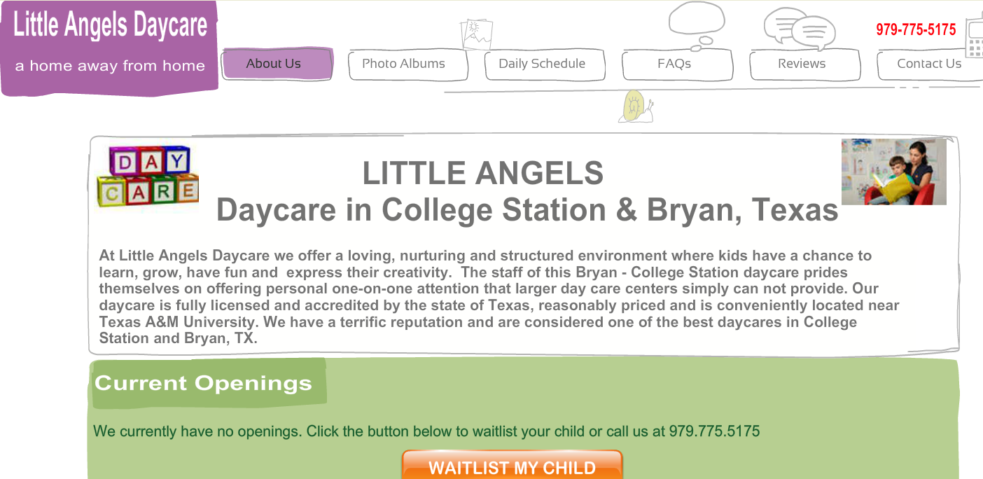 Little-Angels-Daycare-Case-Study