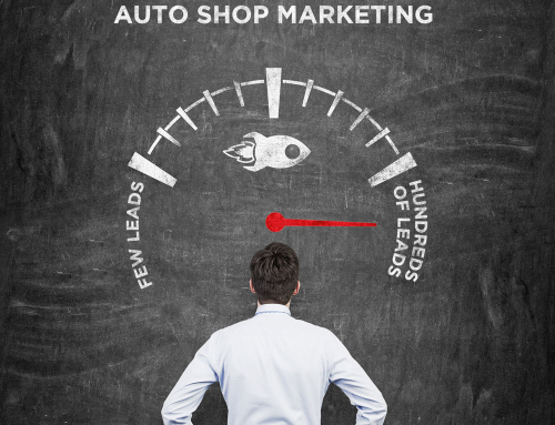 Kickstarting Your Digital Marketing: Where's The Low-Hanging Fruit for Auto Repair Shops?