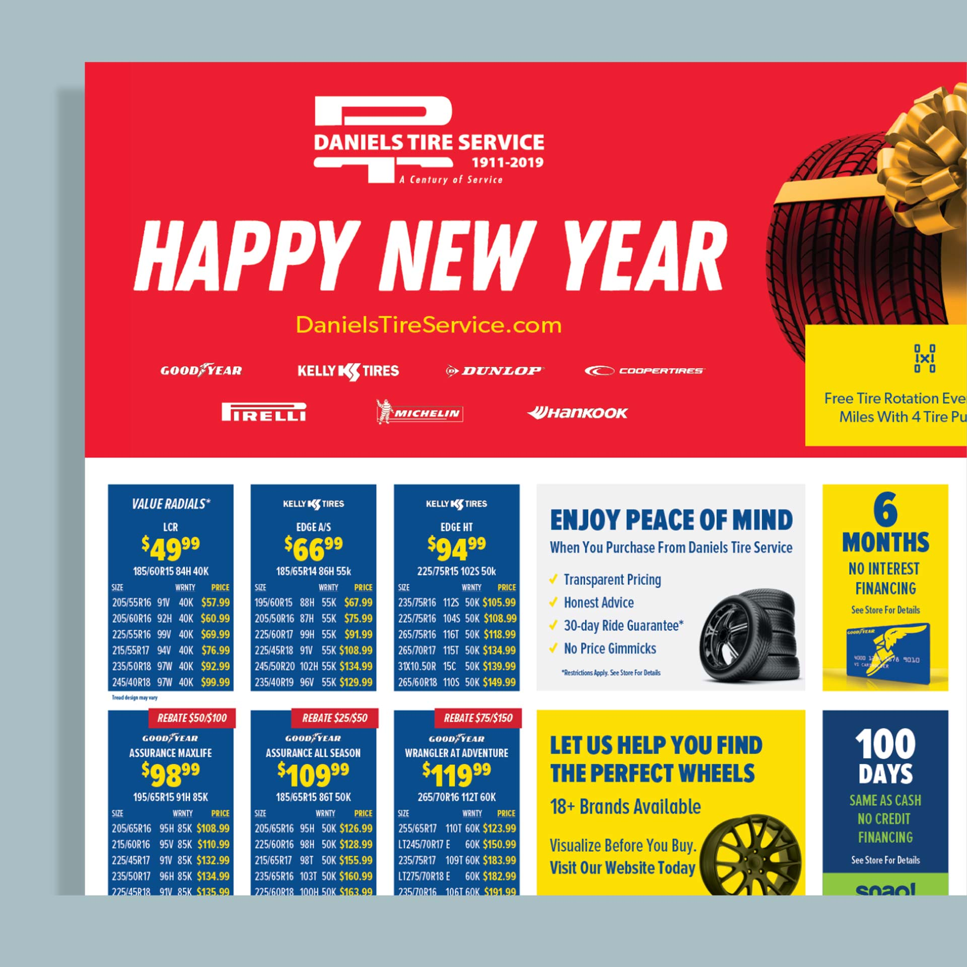 Our Automotive Direct Mail Solutions